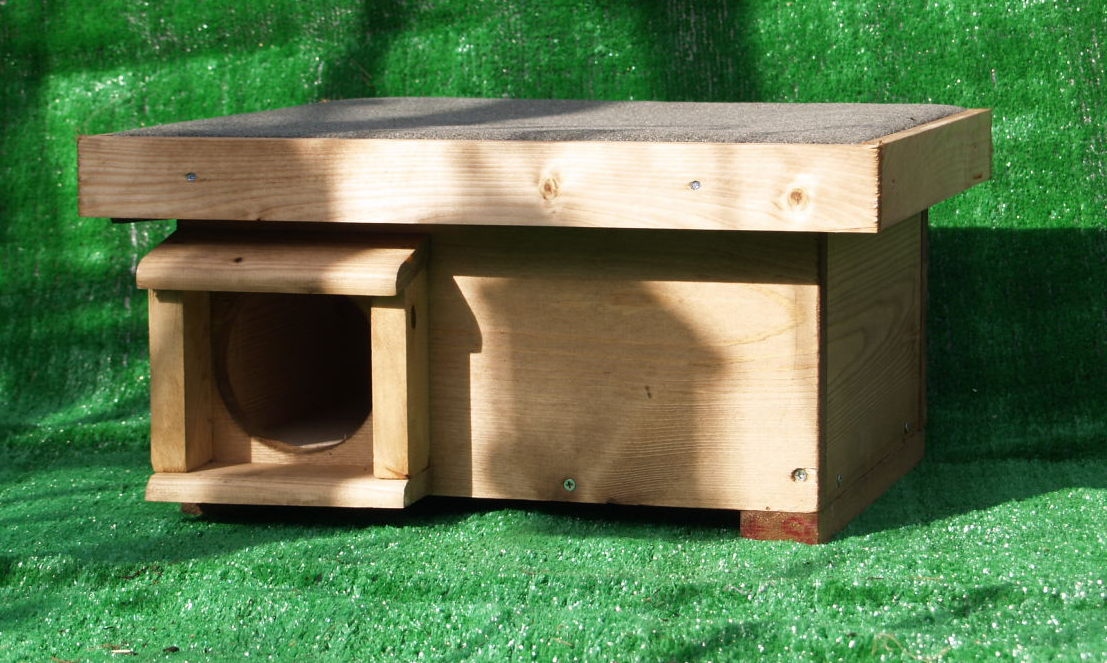 Make A Hedgehog House